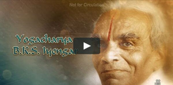 BKS Iyengar documentaire - Internationale yogadag